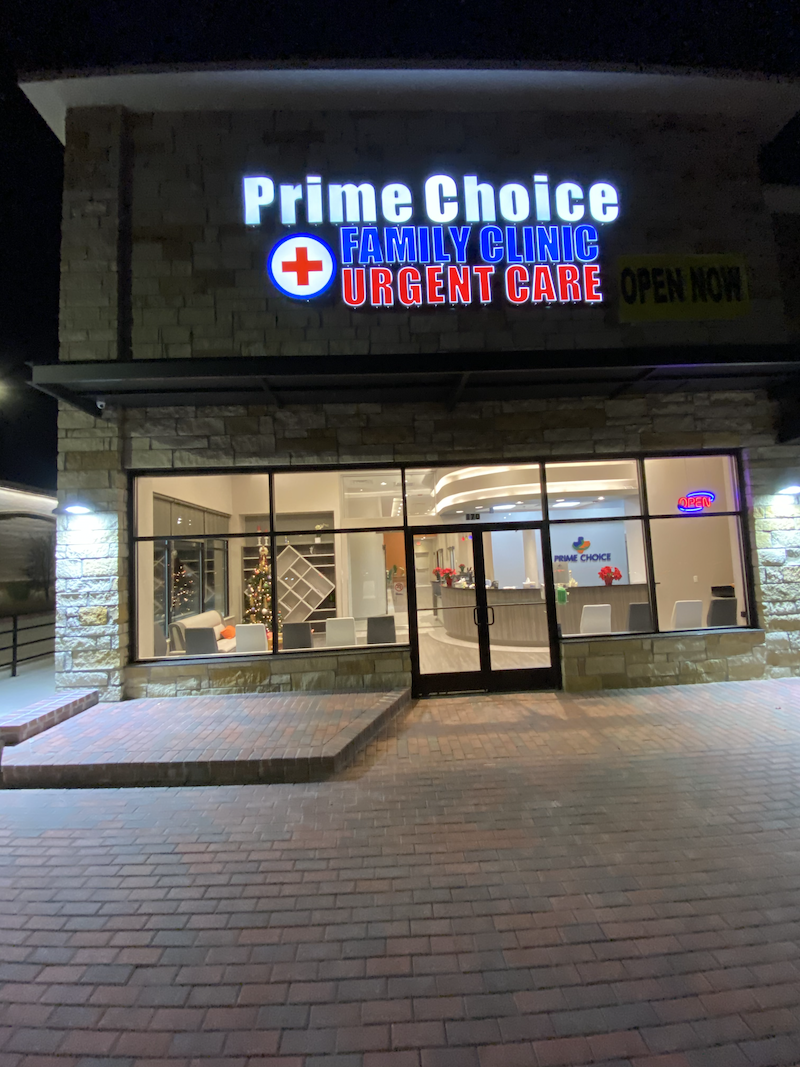 Prime Choice Urgent Care - In-Clinic Urgent Care appointments only - Urgent Care Solv in Frisco, TX