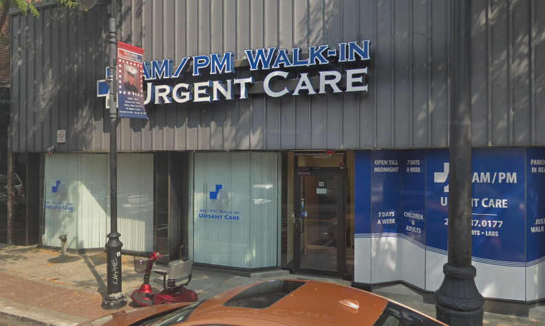 AM/PM Walk-In Urgent Care - Cliffside Park - Urgent Care Solv in Cliffside Park, NJ