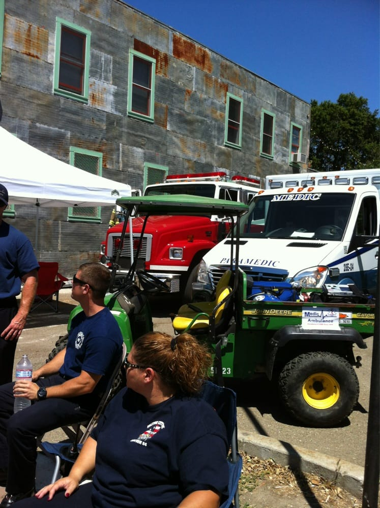 Isleton Fire Station 86 (Isleton, CA) - #0