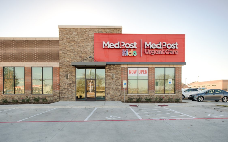 Photo for MedPost Urgent Care , Sachse, (Sachse, TX)
