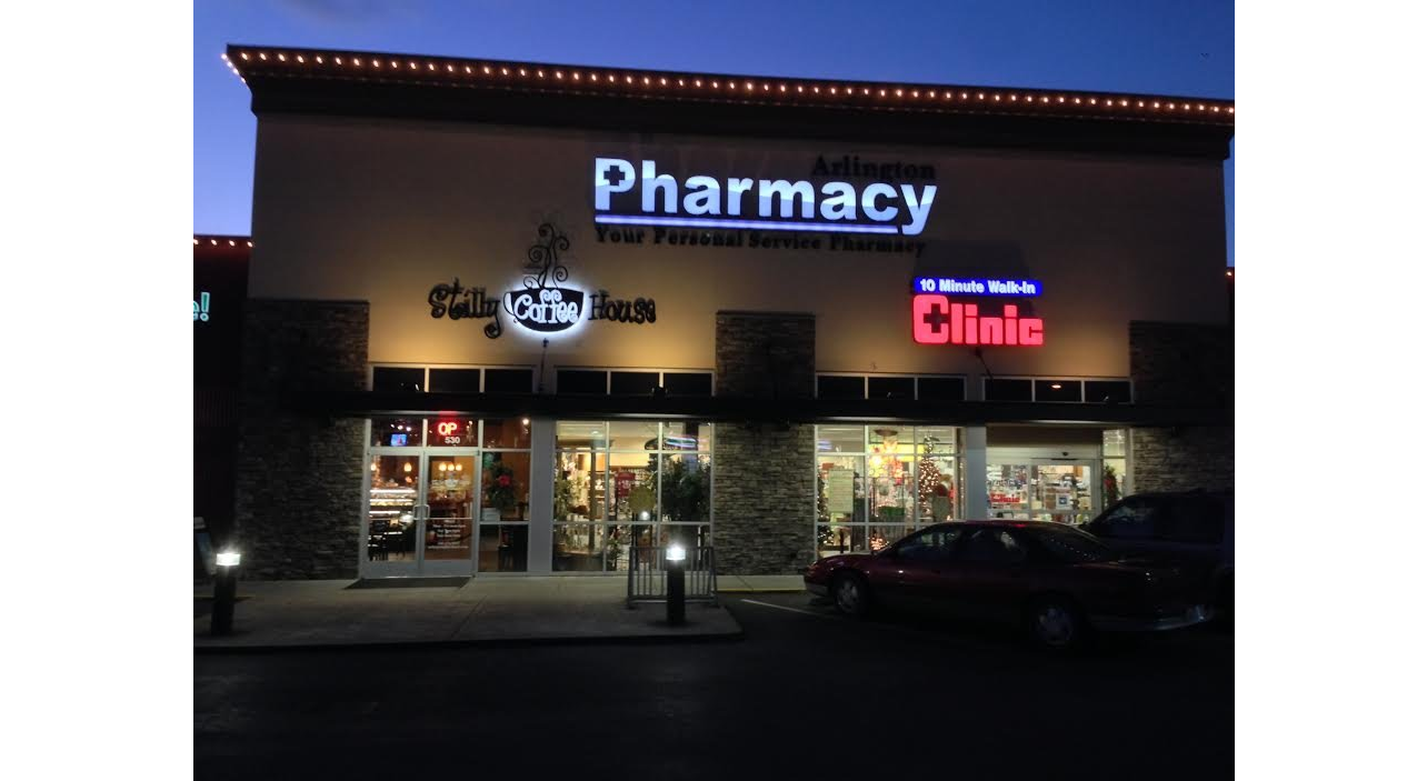 10 Minute Walk-in Clinic - Located in Arlington Pharmacy - Urgent Care Solv in Arlington, WA