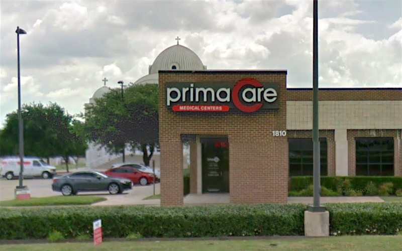 Photo of PrimaCare Medical Center in Richardson, TX