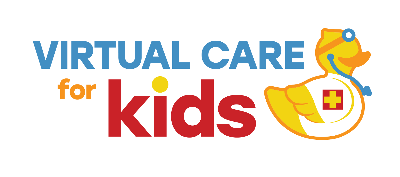 Urgent Care for Kids - Virtual Care for Kids Logo