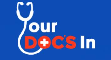 Your Doc's In - Pocomoke Logo