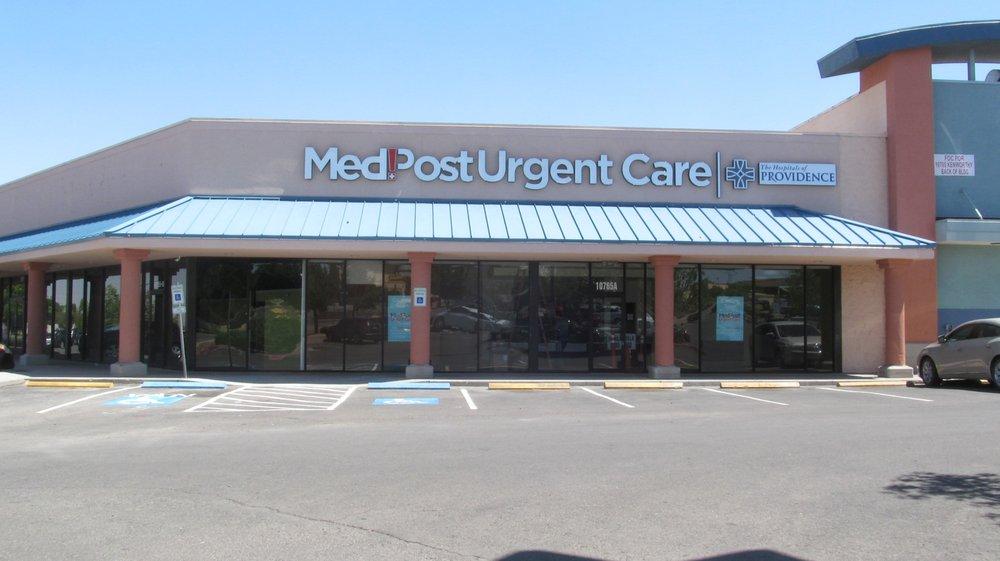 MedPost Urgent Care - Kenworthy - Urgent Care Solv in El Paso, TX