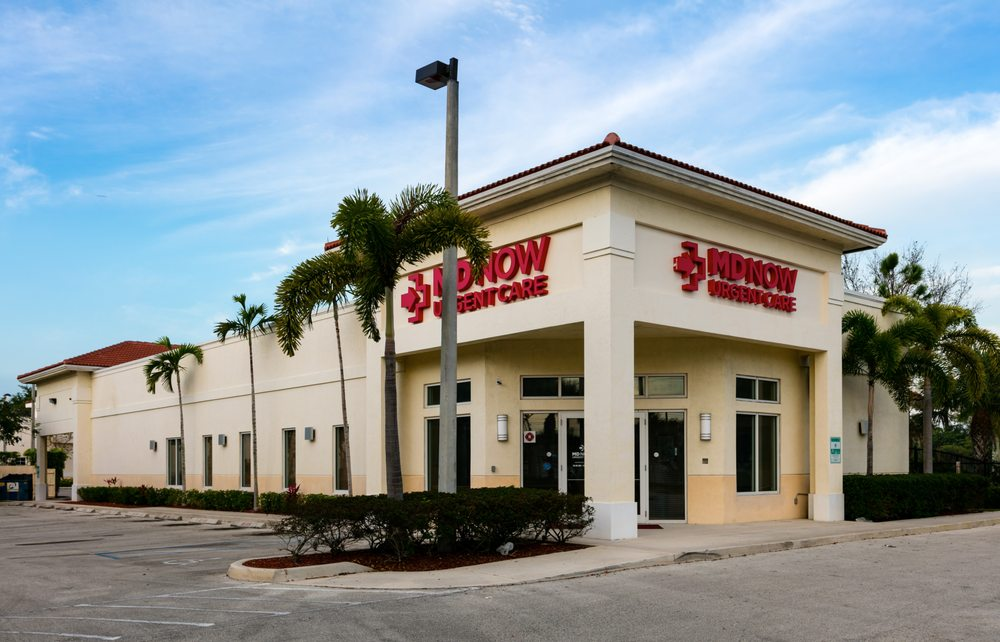 Photo of MD NOW Urgent Care Walk-in Medical Centers in Lake Worth, FL