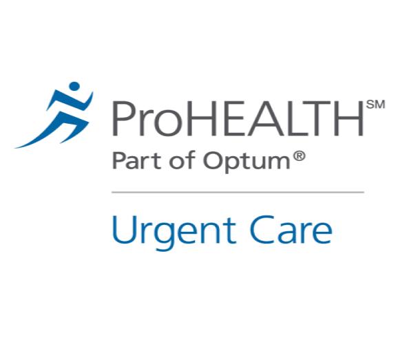 ProHEALTH Urgent Care  - Jericho - RAPID Drive Thru COVID TESTING Logo