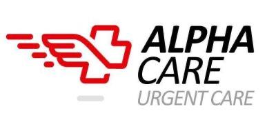 AlphaCare Urgent Care - Virtual Visit Logo