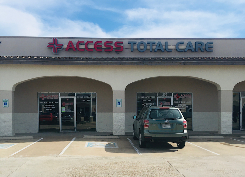 Access Total Care - Padre Island - Urgent Care Solv in Corpus Christi, TX