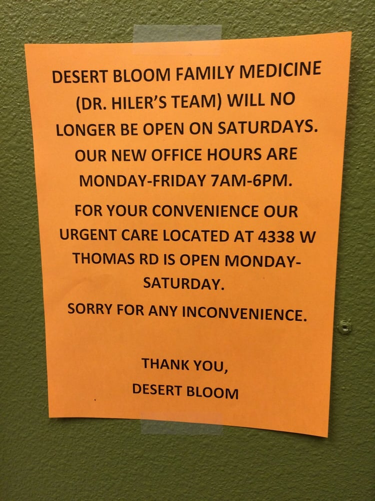 Photo for Healthy Life Urgent Care , (Phoenix, AZ)