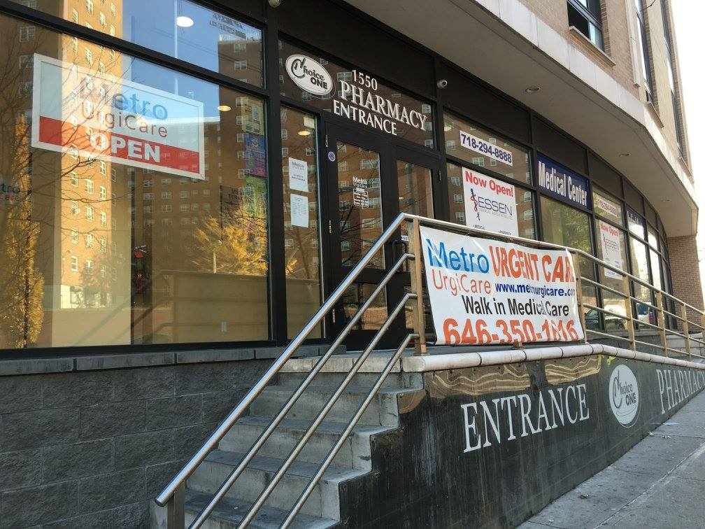Metro Urgicare Morris Heights - Urgent Care Solv in Bronx, NY