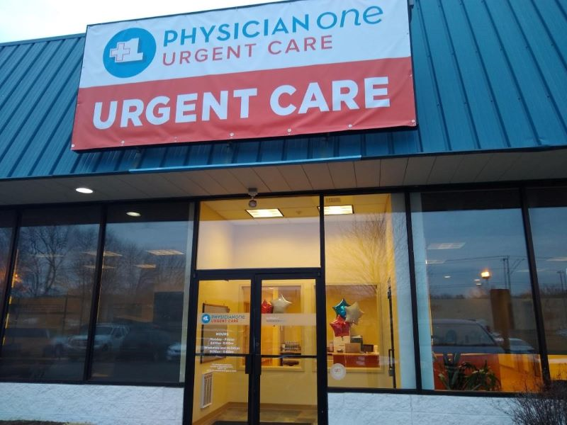 PhysicianOne Urgent Care (Enfield, CT) - #0