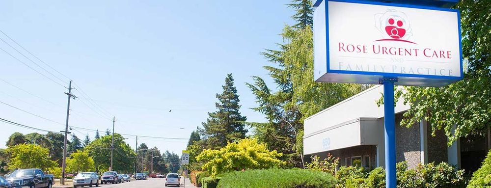 Rose Urgent Care and Family Practice - Urgent Care Solv in Vancouver, WA