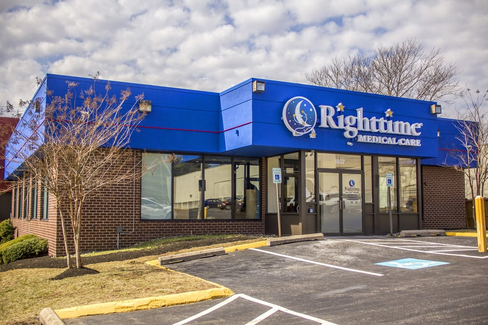 Righttime Medical Care - Urgent Care Solv in Pikesville, MD