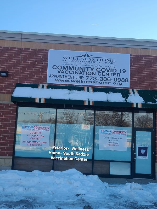 Wellness Home  - Northstar Covid-19 testing and Vaccination center - Urgent Care Solv in Chicago, IL