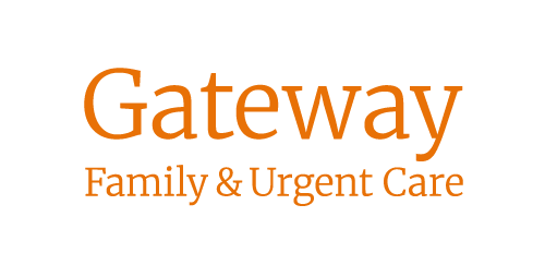 Gateway Family and Urgent Care for URGENT CARE Logo