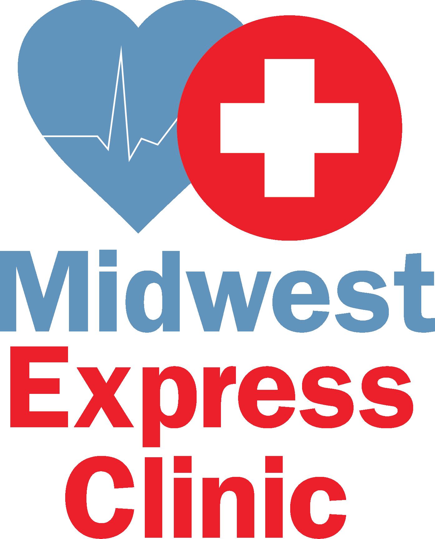 Midwest Express Clinic - Willowbrook Logo
