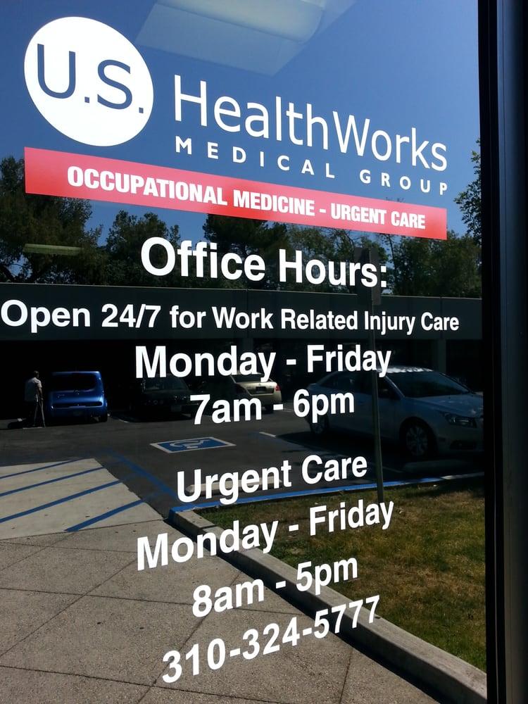 US Healthworks - Urgent Care Solv in Gardena, CA