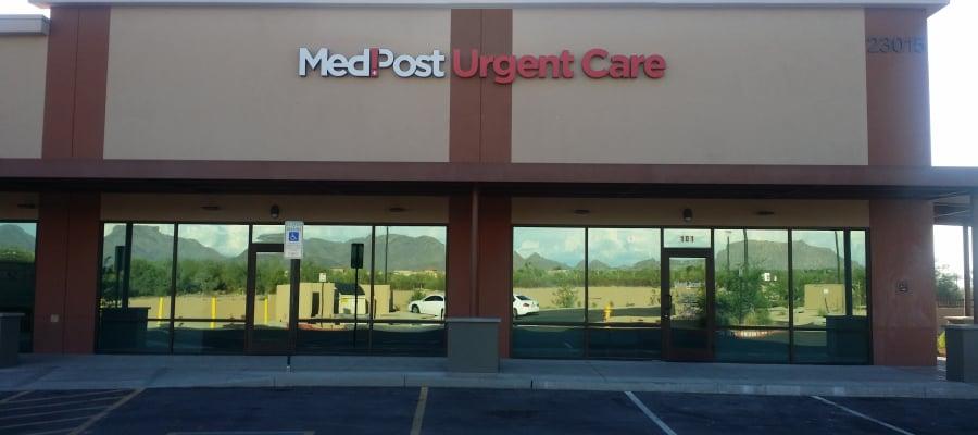 MedPost Urgent Care (Scottsdale, AZ) - #0