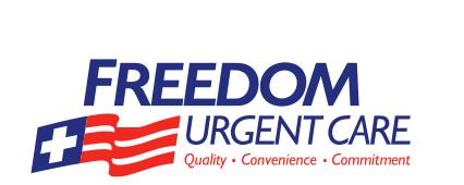 Freedom Urgent Care Logo