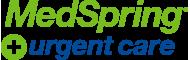 MedSpring Urgent Care - Presidio Vista Logo