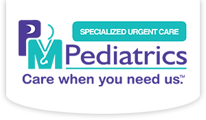 PM Pediatrics - Greebelt Logo