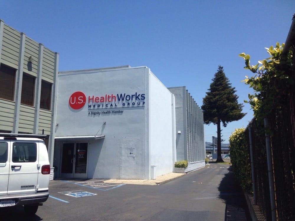 US Healthworks - Urgent Care Solv in Oakland, CA
