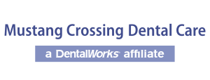 Mustang Crossing Dental Care And Orthodontics Logo