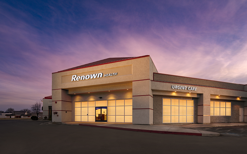 Renown Urgent Care - Carson - Urgent Care Solv in Carson City, NV