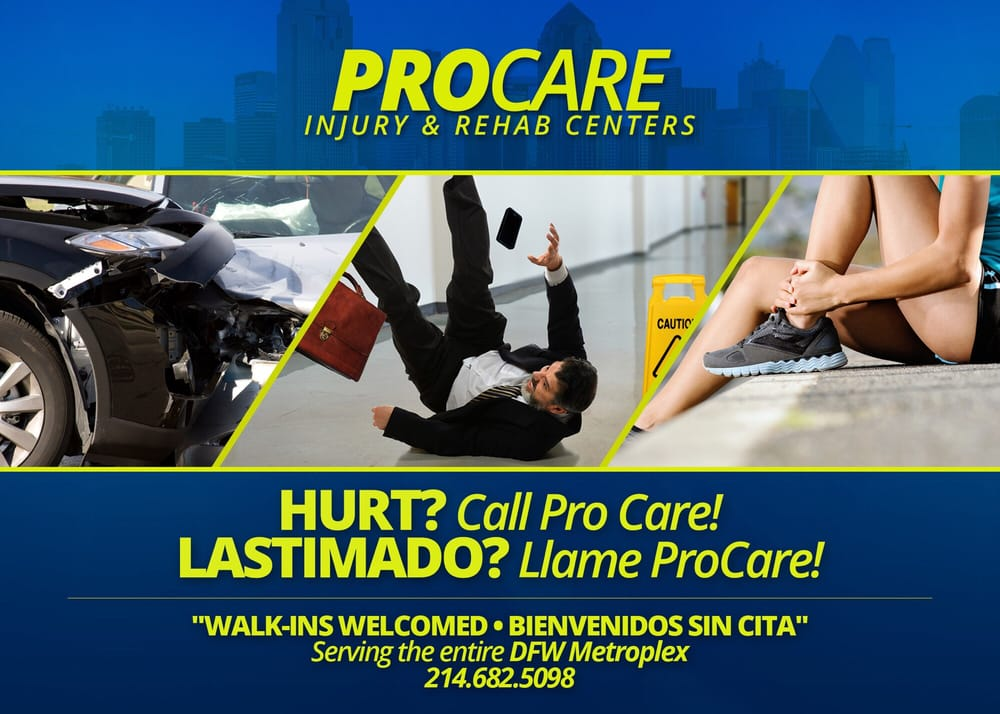 Procare Injury and Rehab Centers - Urgent Care Solv in Desoto, TX