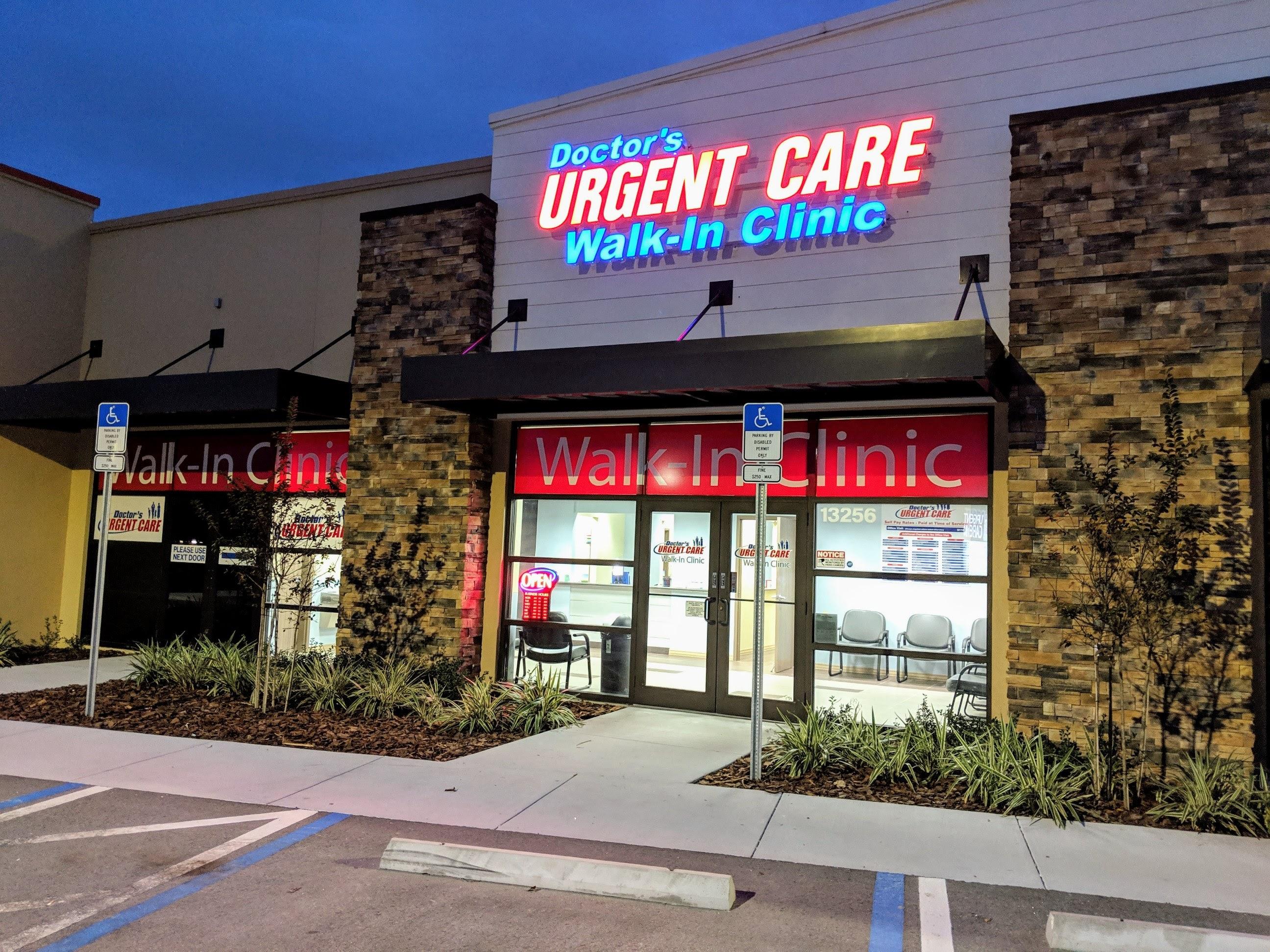 Doctors Urgent Care (Odessa, FL) - #0