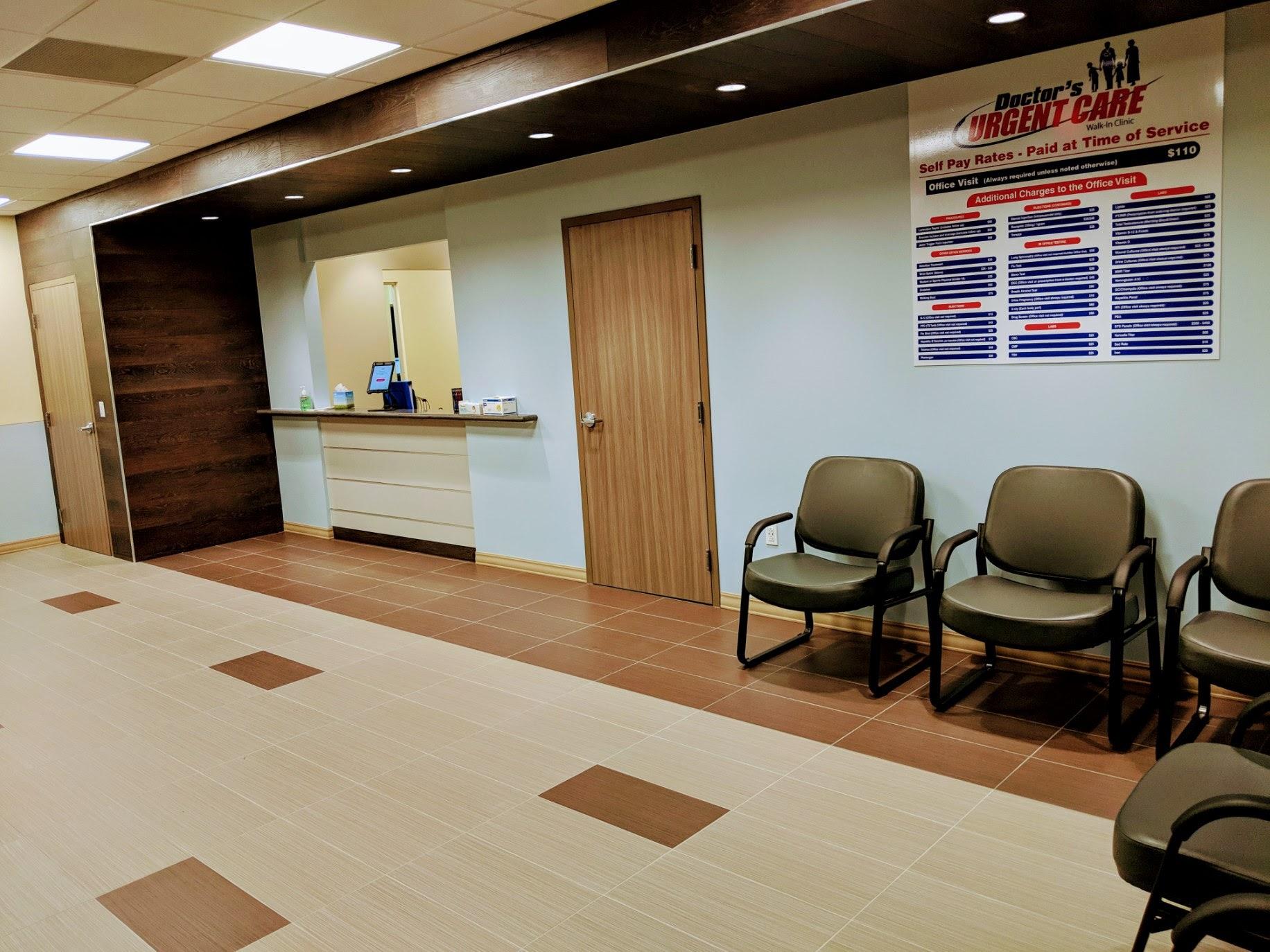 Doctors Urgent Care - Odessa - Urgent Care Solv in Odessa, FL