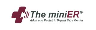 The miniER - Urgent Care Center Logo