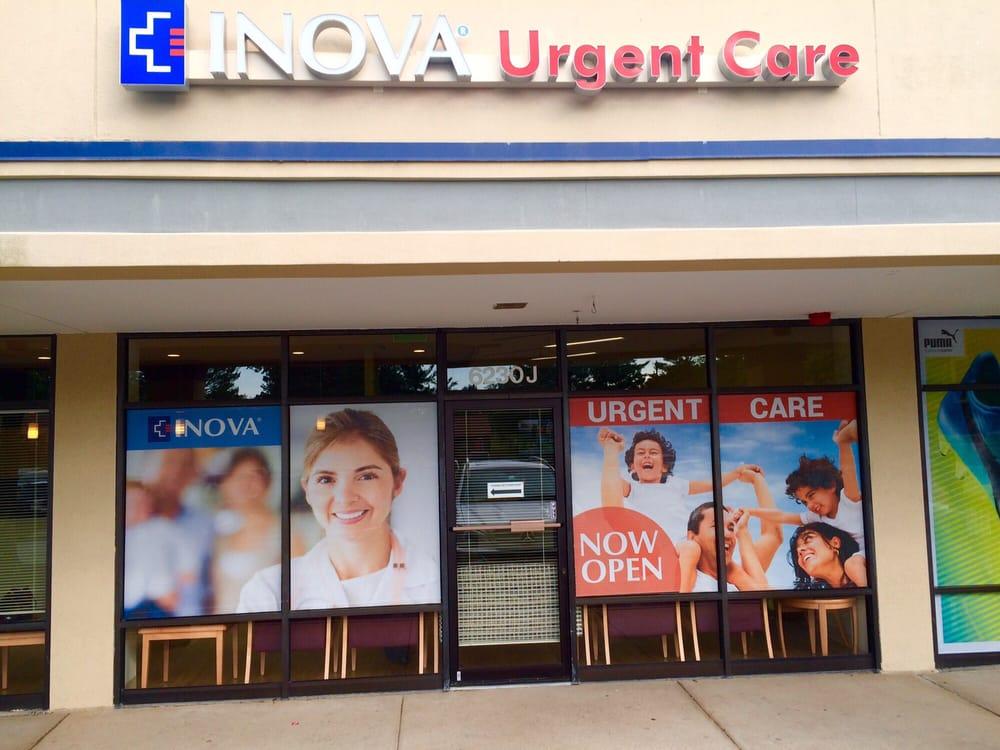 Inova Urgent Care - West Springfield (West Springfield, VA) - #0