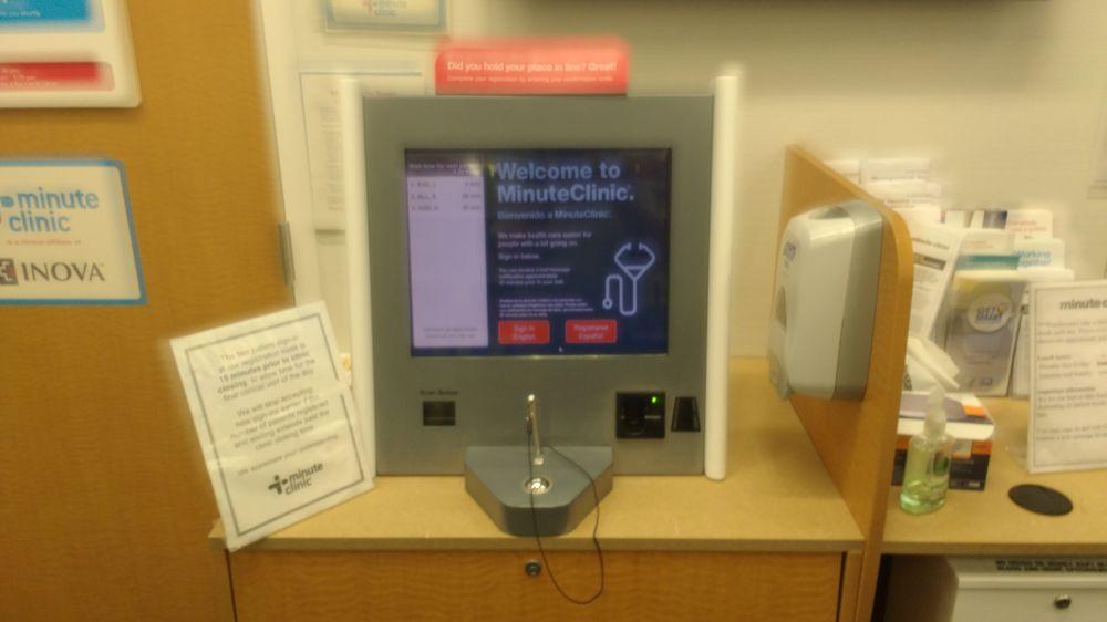 CVS MinuteClinic (Alexandria, VA) - #0