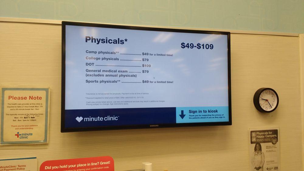 CVS MinuteClinic - Urgent Care Solv in Alexandria, VA
