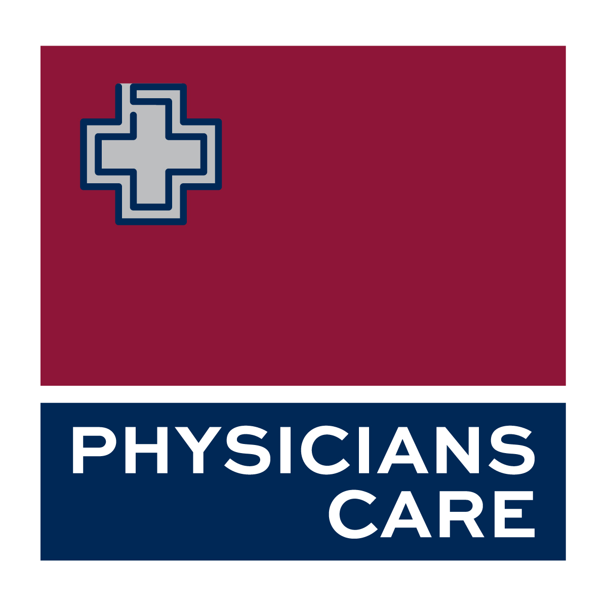 Physicians Care - South Pittsburg Logo
