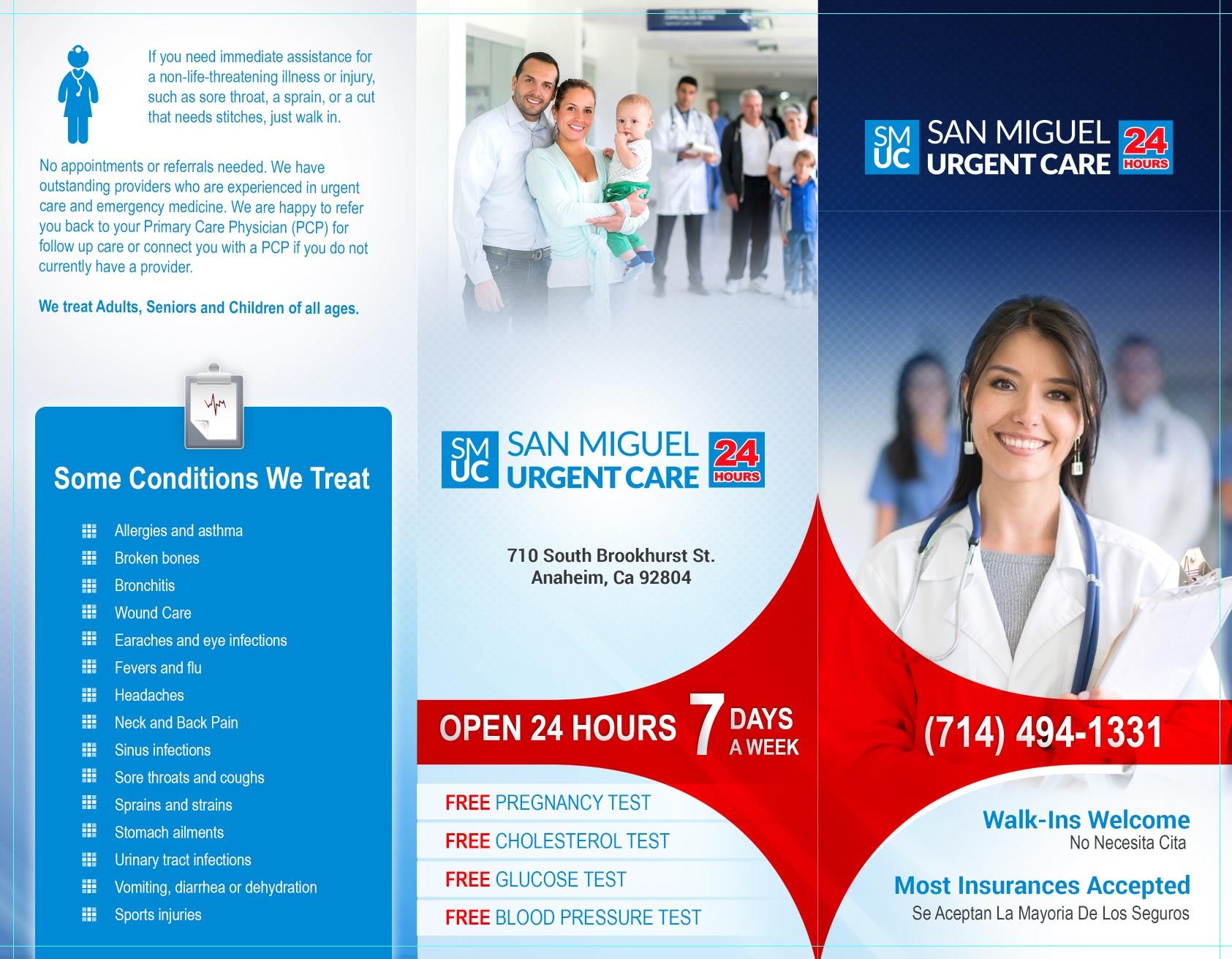 San Miguel Urgent Care - Urgent Care Solv in Anaheim, CA