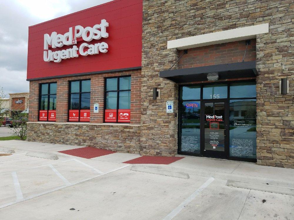 MedPost Urgent Care of San Marcos - Urgent Care Solv in San Marcos, TX