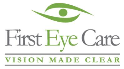 First Eye Care Prestonwood Logo