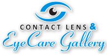 Contact Lens & Eyecare Gallery Logo