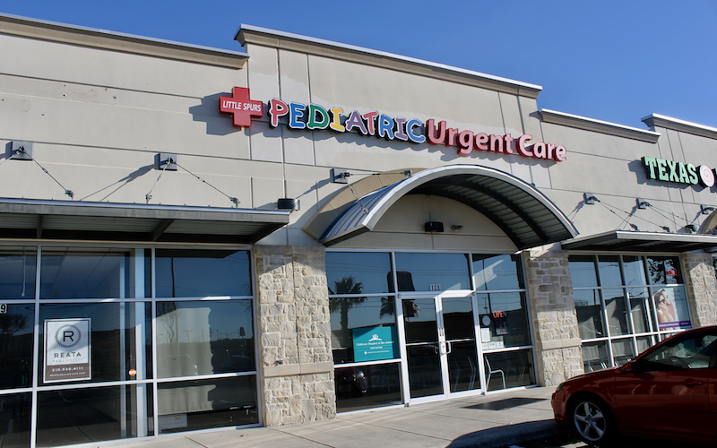 Little Spurs Pediatric Urgent Care - Westover - Urgent Care Solv in San Antonio, TX