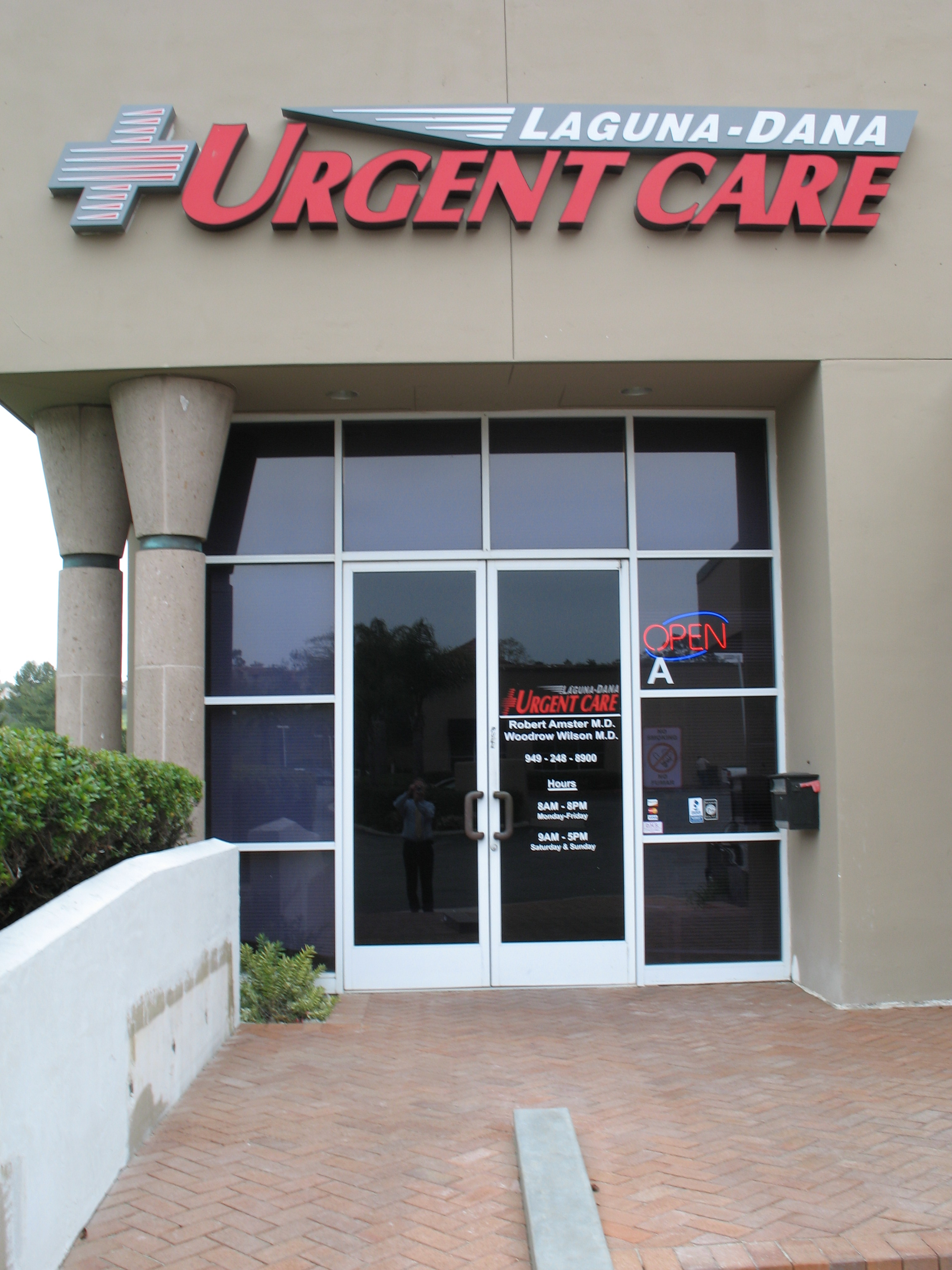 Laguna Dana Urgent Care Center - Urgent Care Solv in Dana Point, CA