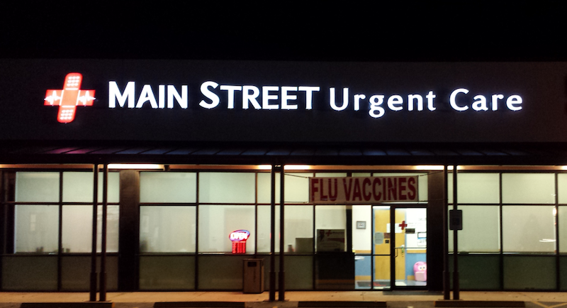 Main Street Urgent Care (Boerne, TX) - #0