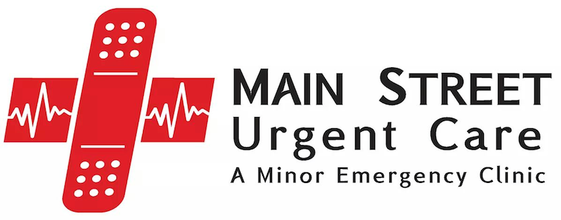 Main Street Urgent Care Logo