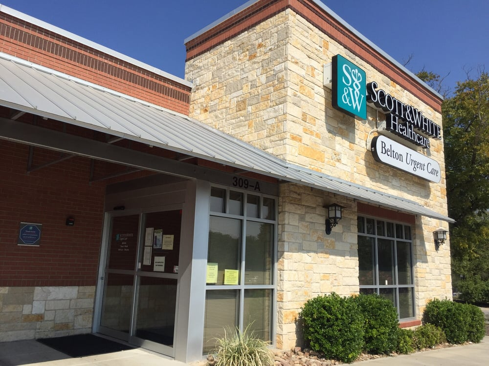 Scott & White Urgent Care - Urgent Care Solv in Belton, TX