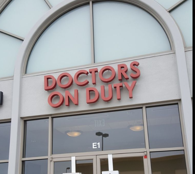 Doctors On Duty - Urgent Care Solv in Seaside, CA