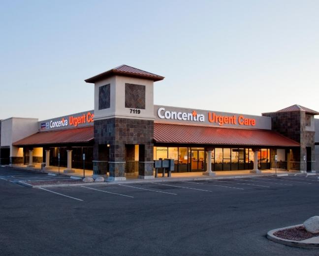 Concentra Urgent Care (Scottsdale, AZ) - #0