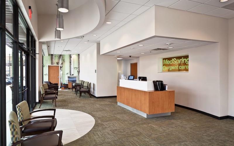 Photo for MedSpring Urgent Care , Keller, (Keller, TX)
