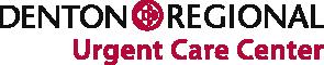 Denton Regional Urgent Care Logo